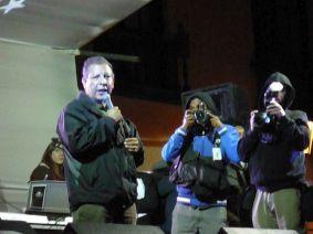 Cajamarca Conga Protest 2