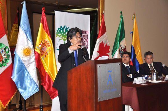 Presentation to jud in Peru
